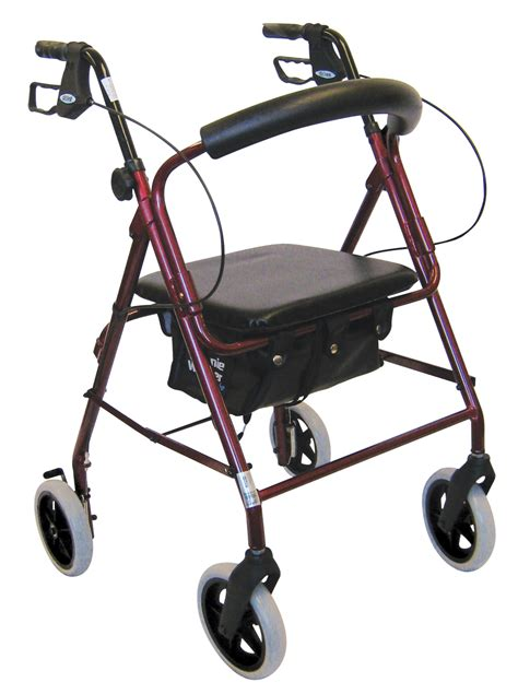 wheelchair assistance bariatric rollators