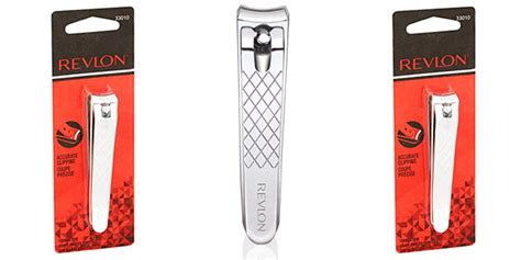 Free Revlon Nail Clippers