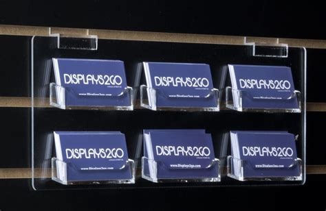 These Business Card Holders Can Be Used To Simultaneously