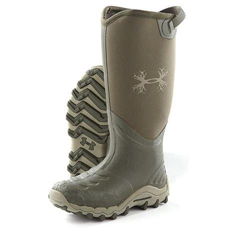 Rubber Boot Water by Men S Under Armour 174 Waterproof Rubber Neoprene Boots