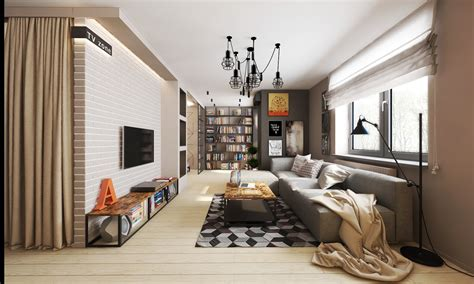 Studio Apartment : Ultimate Studio Design Inspiration