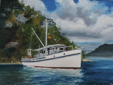 Fishing Boat Hire Pittwater by Pittwater Online News
