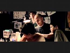 """Tattooing scene from """"El Bola"""" - YouTube"""
