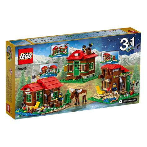LEGO Creator 31048 Lakeside Lodge Set Lego Amazoncouk