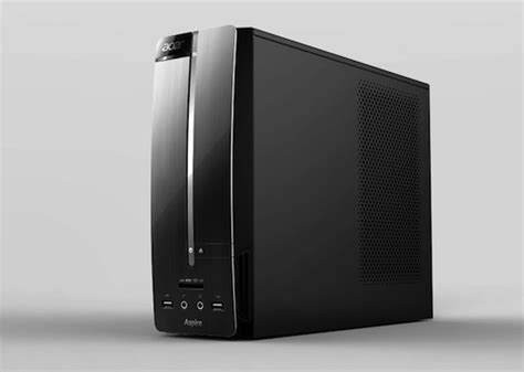 aspire xc100 le mini pc de bureau
