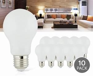 Werden Led Lampen Warm : 10 pack e27 360 led lampen geeft sfeervol warm wit licht dagelijkse topaanbiedingen ~ Markanthonyermac.com Haus und Dekorationen