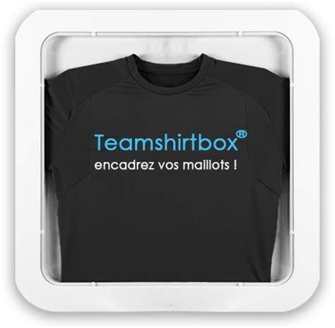 encadrez vos maillots avec teamshirtbox la soci 233 t 233 qui mise sur le quot made in