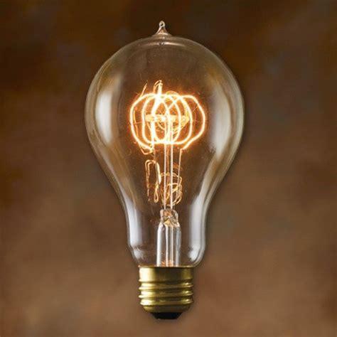 antique light bulbs bulbrite nos25 victor a23 25 watt nostalgic edison a23