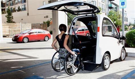 la kenguru la voiture urbaine adapt 233 e aux personnes en fauteuil