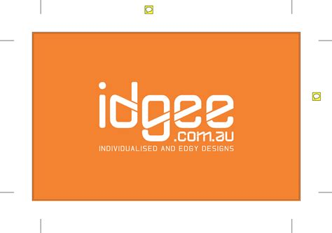 Free Diy Business Card Pdf Template