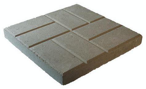 16 quot brickface patio block at menards 174
