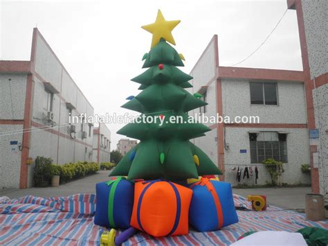 Decoration Cheap Christmas Inflatable Trees For Sale