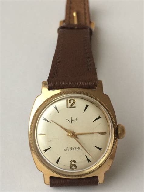 Anker Verify by Anker Watch Circa 1960s Catawiki
