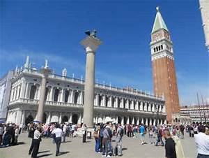 St Mark's Square, Venice: practical information for the ...