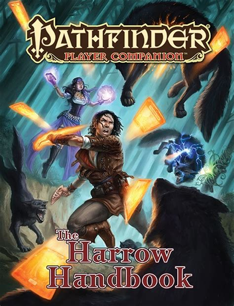 paizo pathfinder player companion the harrow handbook pfrpg