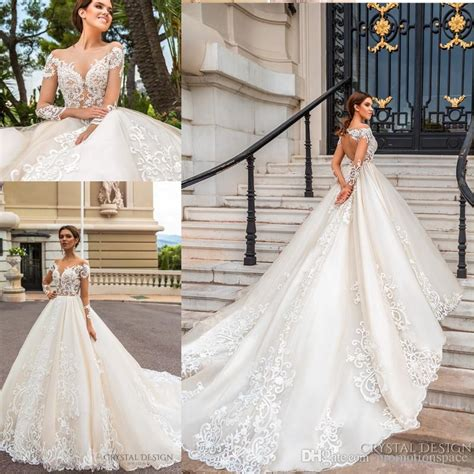 2018 Stunning Designer Wedding Dresses With Sheer Long. Indian Wedding Dresses For Rent. Wedding Dress Lace Belt. Summer Wedding Maxi Dress By Cushh. Chiffon Lace Wedding Dress Uk. Cheap Wedding Dresses Hull. Simple Wedding Dresses Sleeves. Casual Wedding Dresses For The Older Bride. Vintage Wedding Gowns Uk