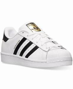 adidas Women's Superstar Casual Sneakers from Finish Line ...