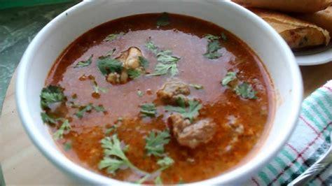 chorba frik soupe algerienne recette de ramadan de la cuisine algerienne par soulef