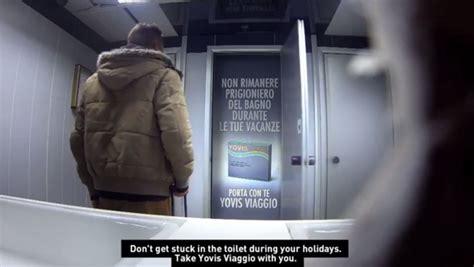 233 ra cach 233 e un antidiarrh 233 ique transforme des toilettes en labyrinthe wonderful brands