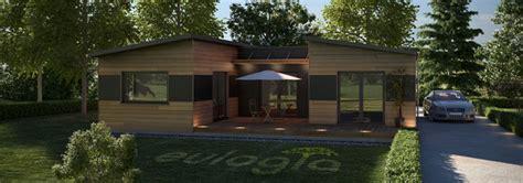 maison ossature bois contemporaine plain pied 125 m2