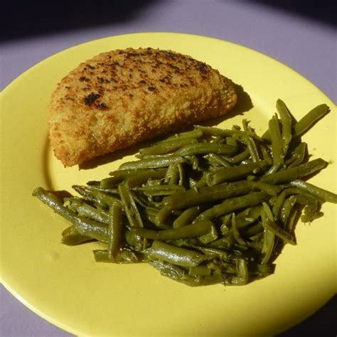 comment cuisiner haricot vert en boite