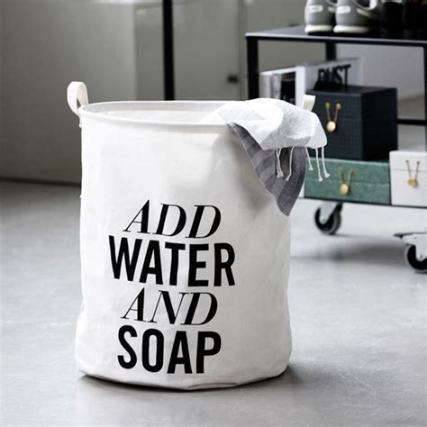 panier a linge house doctor add water and soap