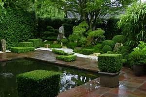 Pflanzen Japanischer Garten Anlegen : zen garten anlegen die hauptelemente des japanischen gartens ~ Markanthonyermac.com Haus und Dekorationen