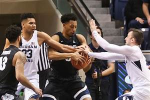 BYU Men's Hoops: Cougars try to ride momentum at No. 1 ...