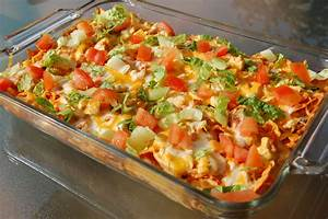 Doritos Chicken Casserole Cooking Mamas