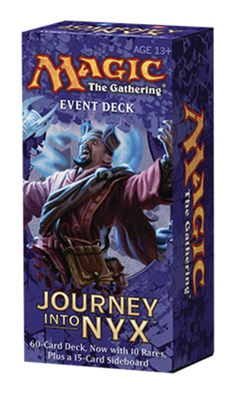 journey into nyx event deck the bag of loot