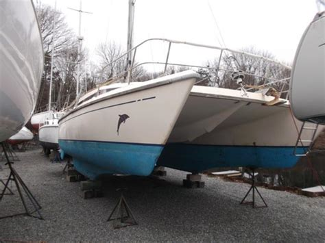 Catamaran Rhode Island by 1985 Prout Snowgoose Sailboat For Sale In Rhode Island