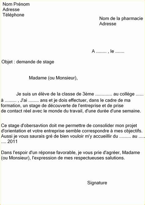 epub lettre de motivation stage 3eme avocat