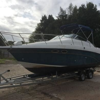 Speedboot Inboard by Power Boat Crownline Engine Trailer Inboard Motor
