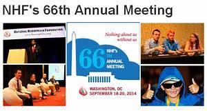 National Hemophilia Foundation's 66th Annual Meeting 2014 ...