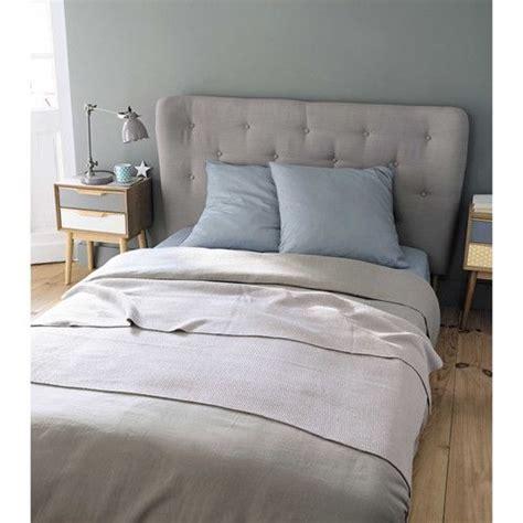 1000 id 233 es sur le th 232 me t 234 te de lit grise sur t 234 te de lit grise lit gris et literie
