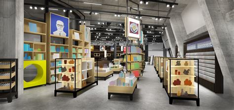 new tate modern retail store will adapt and evolve design week