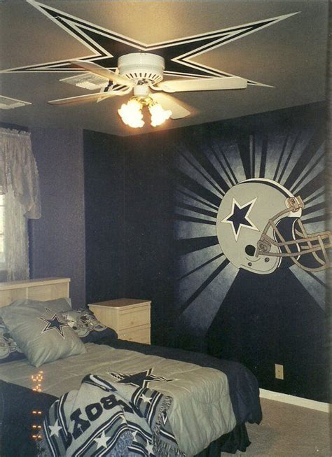 Decorating Ideas Dallas Cowboys Bedroom by Dallas Cowboys Ceiling Dallas Cowboy