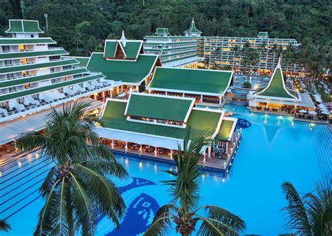 le meridien phuket resort thailand island escapes