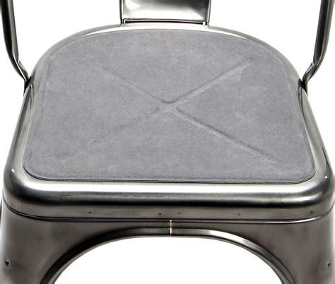 seat cushion grey by tolix