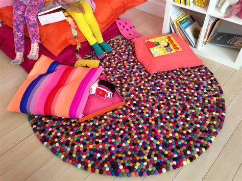 un tapis pour la chambre des enfants