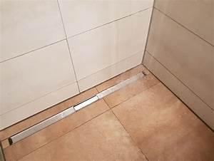 Dusche Abfluss Einbauen : bodengleiche dusche nachtr glich installieren vorteile nachteile und ~ Markanthonyermac.com Haus und Dekorationen