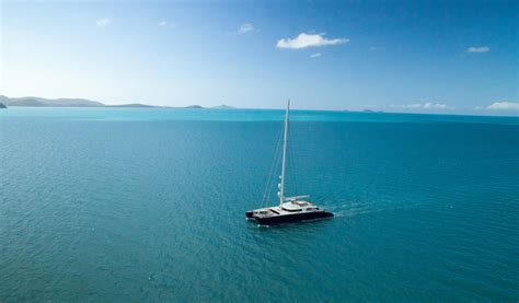Sailing Catamaran Hemisphere by Luxury Yacht Hemisphere Under Sail Luxury Yacht Charter