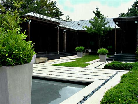 Landscaping Ideas Front Yard Modern Gorgeous Security