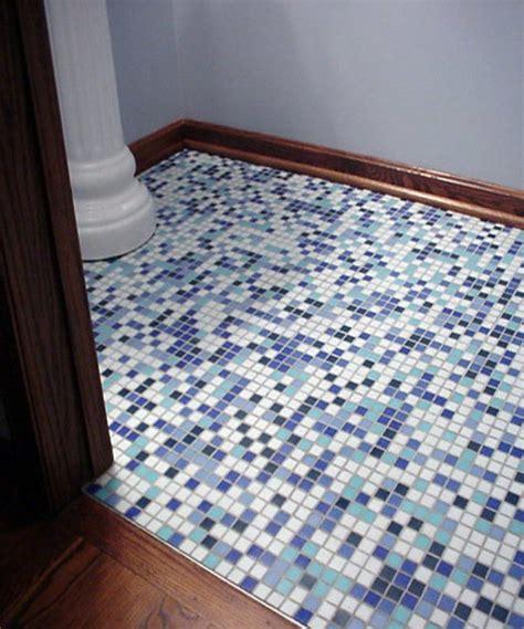 Mosaic Tile Bathroom Photos  Design Bookmark #17030
