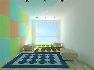 Jugendzimmer Wände Gestalten : wand streichen ohne tapete das ist zu beachten ~ Markanthonyermac.com Haus und Dekorationen
