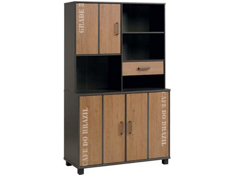decoration meuble rangement cuisine conforama mobilier maison buffet de cuisine pas cher