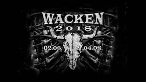 Wacken präsentiert erste Bands für 2018