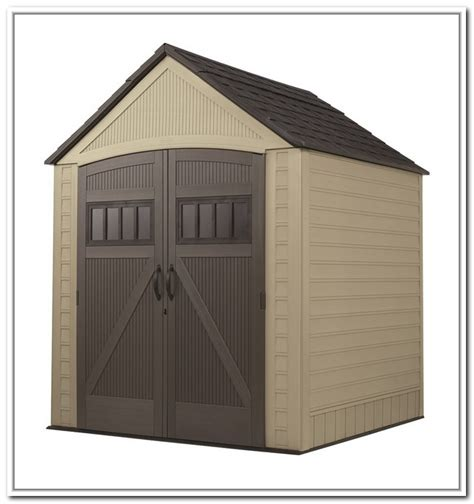 rubbermaid roughneck gable storage shed accessories home