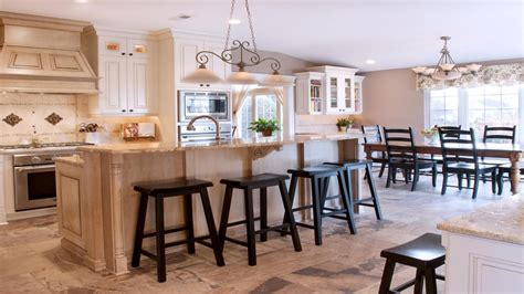 Kitchen And Dinning Room, Open Kitchen And Dining Area