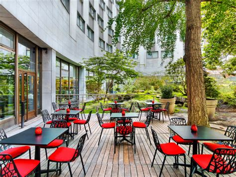 hotels le m 233 ridien etoile reopens with a splash